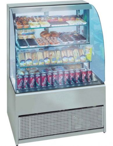 Frost-Tech Patisserie Display Case - P75-100